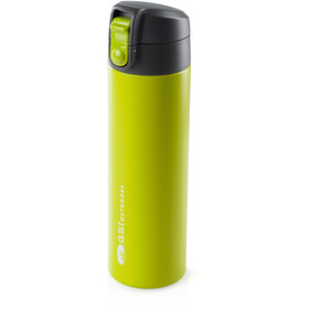 GSI Microlite 500 Flip Bottle, green